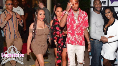 T.I. and Tiny back together | Quavo dating Karrueche | Kenya Moore vs. Matt Jordan