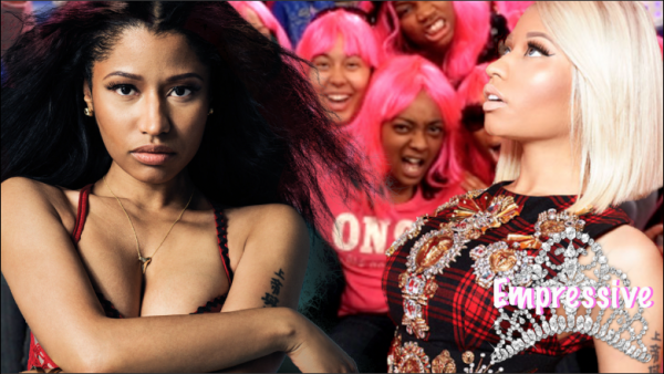 "Nicki Minaj redeems herself with fire rap verse on ""I Can't Even Lie"" 