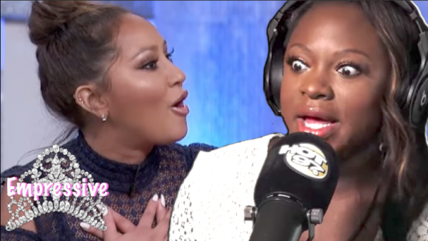 "Naturi Naughton tells the truth about Adrienne's ""staged"" apology"