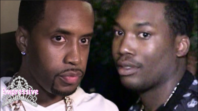 Safaree goes off on Meek Mill for sending his goons to jump him! PROOF THAT MEEK WAS THERE