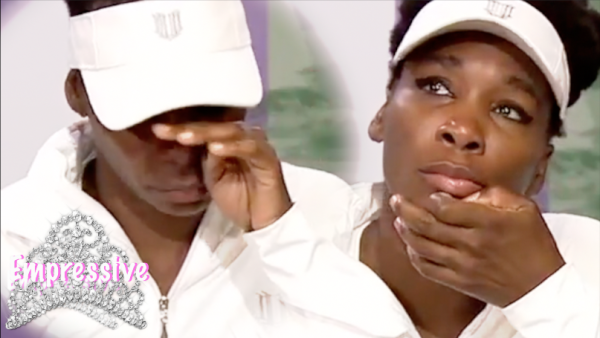Venus Williams breaks down in tears when asked about her fatal car crash