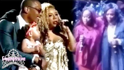 Tiny serenades her husband T.I. | Kandi makes up with Tamika Scott | Xscape Reunion Tour