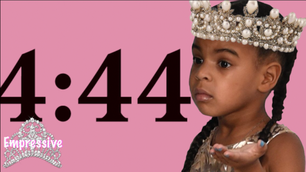 "Blue Ivy drops freestyle on Jay-Z's 4:44 album ""Boom Chaka Laka"""