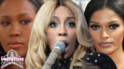 K. Michelle calls Joseline a crackhead SMH | Maia Campbell Relapses (Pray for her!)