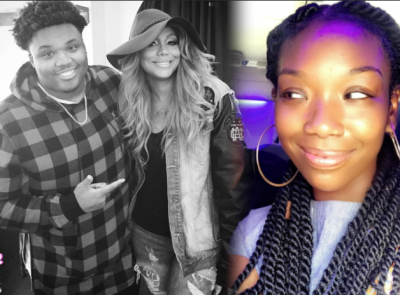 Brandy shades Tamar Braxton and ex-music partner Tiyon Christian...then gets exposed! Uh oh