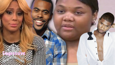 Tamar Braxton and Lil Duval react to Usher's alleged herpes victim. (Shocking details inside!)
