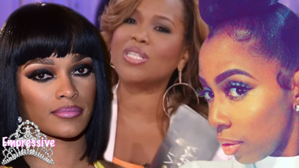 """Joseline copies Kashdoll in new diss track to Mona Scott Young called """"Run Me My Money"""""""