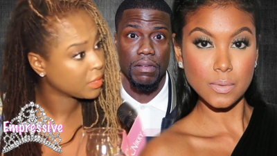 Kevin Hart's wife current Eniko blames his ex-wife, Torrei Hart, for their failed marriage