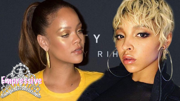 Tinashe was kicked out of Rihanna's Fenty Puma Fashion Show? What's the tea?   NYFW 2017