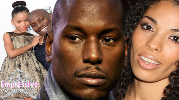 Tyrese's ex-wife files a restraining order against him. Disturbing details revealed