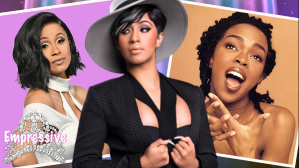 Cardi B hits No. 1 on the Billboard charts | Did she cheat her way to the top??