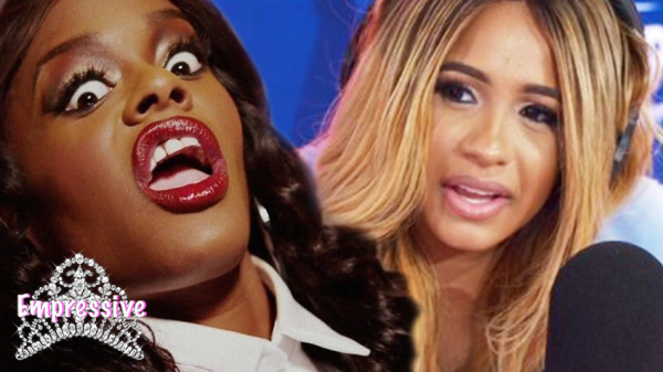 Azealia Banks disses Cardi B and Cardi shuts her completely down!