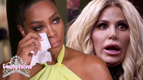 Kenya Moore is tired of being bullied | Is she leaving the Real Housewives of Atlanta?