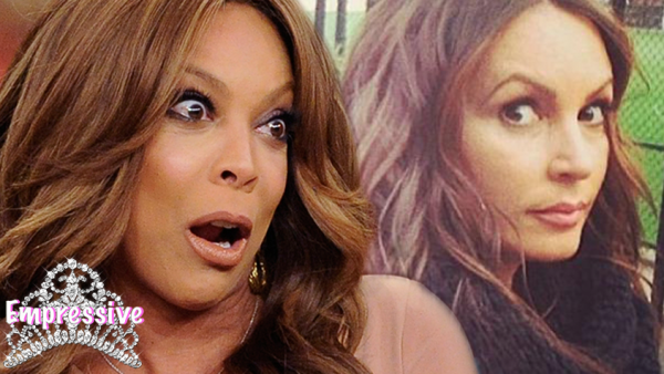 "Wendy Williams is mad at Angie Martinez: ""She doesn't deserve a show!"" 