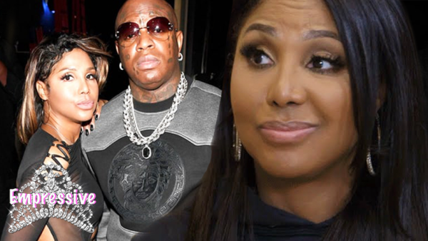 Toni Braxton and Birdman are secretly married?