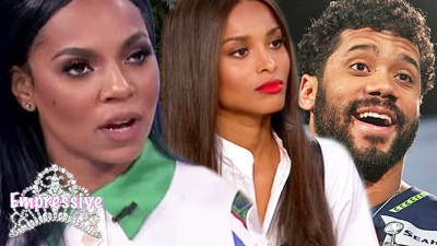 Ashanti exposed! | Ciara's husband, Russell Wilson liking another woman's pic?