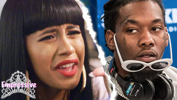 "Cardi B breaks up with Offset: ""He used me!"" 