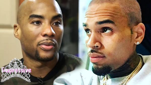 "Charlamagne to Chris Brown: ""You have a drug problem, get help!"" 
