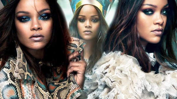 Rihanna accused of cultural appropriation for posing as Nefertiti in Vogue Arabia