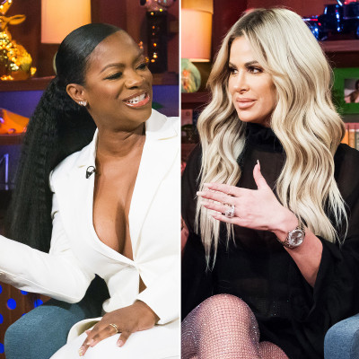Kim Zolciak Claims Kandi Burruss Wanted to do What?!!!