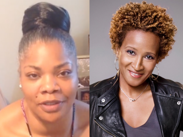 "Wanda Sykes supports Mo'Nique's Netflix boycott. Says ""Netflix offered me less than $250,000!"""