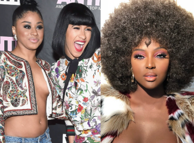 Cardi B's sister, Hennessy Carolina, criticizes Amara La Negra statements on colorism