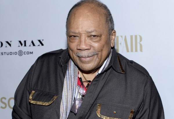 Has Quincy Jones Gone Completely Crazy?