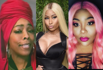 Khia and TS Madison Fallout Over Nicki Minaj?