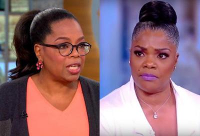 Oprah Dismisses Mo'nique Talk as 'Negativity' and Mo'nique Claps Back