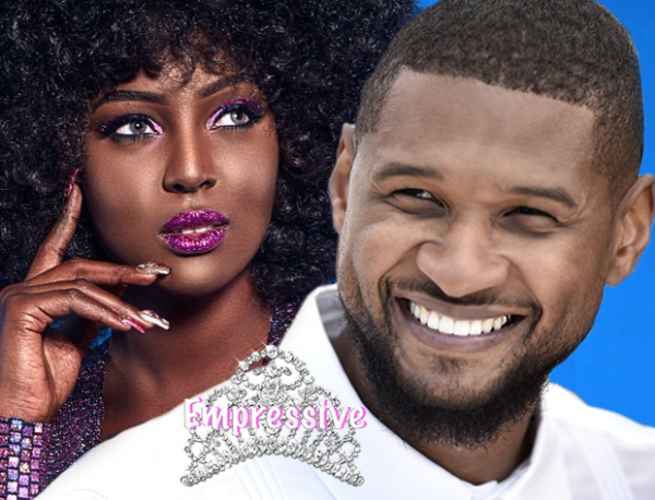 Usher was spotted out with Amara La Negra! Could this be a new couple?