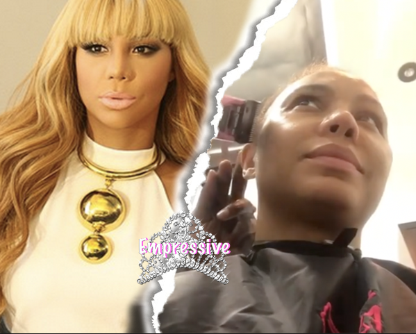 Tamar Goes Bald
