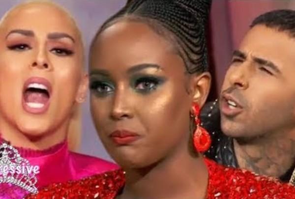 Amara La Negra is attacked over her natural hair (L&HH Miami SHOWDOWN)