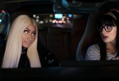 Nicki Minaj Returns to Social Media to Pick Up a Bag!