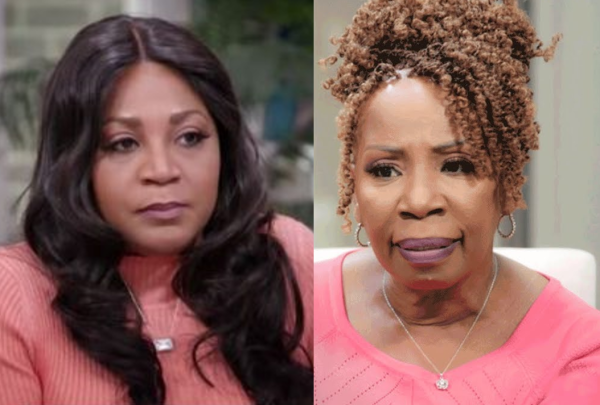 Iyanla Vanzant Breaks Down All of Trina Braxton's Household Drama