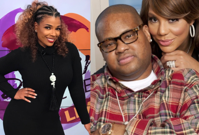 Syleena Johnson Shades Vincent Herbert's Appearance