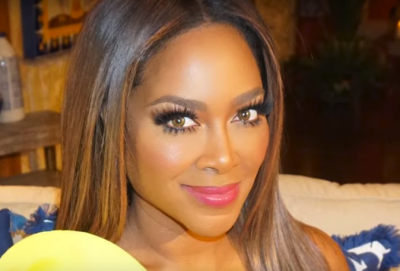 Kenya Moore is Pregnant and Will Not Use a Surrogate