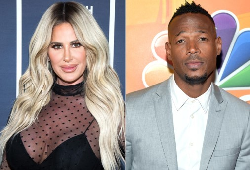 Kim Zolciak Claps Back at Marlon Wayans, and Has a Few Words for Kandi