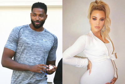 Did Tristan Thompson Just Cheat on Pregnant Khloe Kardashian?!