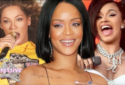 Rihanna Reacts to Cardi B and Beyonce's Coachella Performances