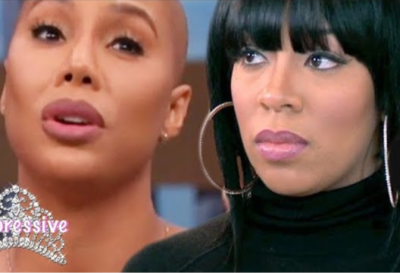 Tamar Warns Women Against Cheap Plastic Surgery...Like K. Michelle's