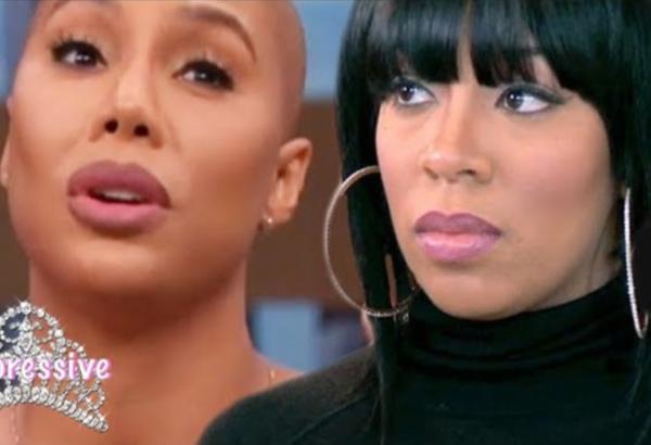 Tamar Warns Women Against Cheap Plastic Surgery...Like K. Michelle's