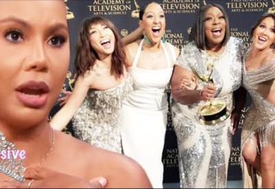'The Real Daytime' Takes Home an Emmy!...Without Tamar