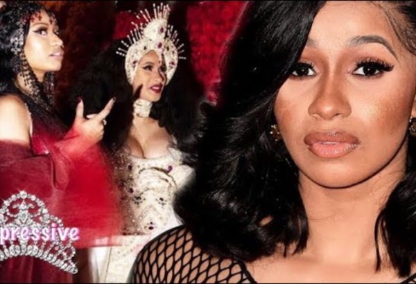 Cardi B Spills the Tea on Encounter With Nicki Minaj at Met Gala