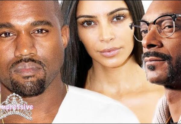Snoop Says Kanye Needs a Black Woman!