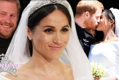 Best Moments From the Royal Wedding 2018