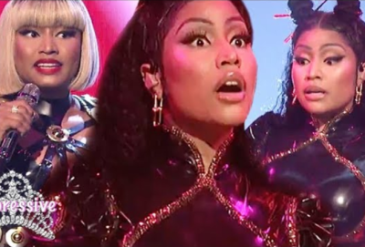 Is Nicki Minaj an Asian Culture Vulture?!