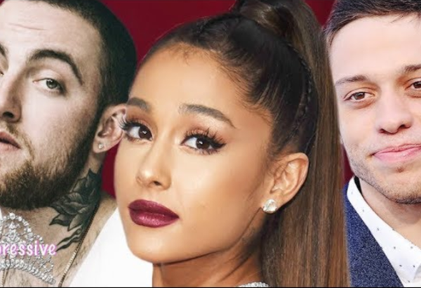 Ariana Dishes on 'Toxic Relationship'  With Mac Miler   New Boyfriend Revealed