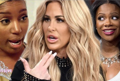 Kim Zolciak Exposed For Lying Again! Nene Leakes Shuts Her Down!