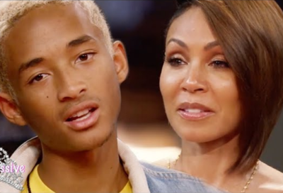 Jada Pinkett-Smith Let Jaden Move Out At 15?!