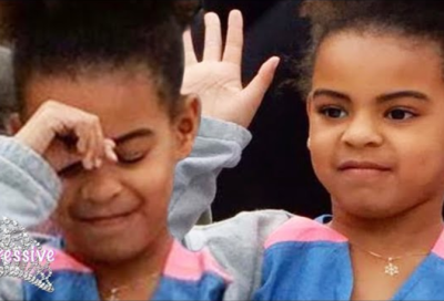 Blue Ivy Embarrassed By Mother Beyonce!